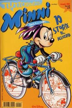 Copertina MINNIE AMICA DEL CUORE n.14 - MINNIE AMICA DEL CUORE      14, WALT DISNEY PRODUCTION
