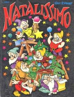 Copertina NATALISSIMO n.1993 - NATALISSIMO               1993, WALT DISNEY PRODUCTION
