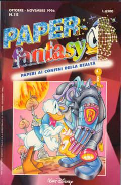 Copertina PAPERFANTASY n.15 - PAPERFANTASY                15, WALT DISNEY PRODUCTION