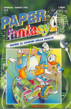 Copertina PAPERFANTASY n.5 - PAPERFANTASY                 5, WALT DISNEY PRODUCTION