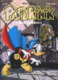 Copertina PAPERINIK n.10 - PAPERINIK                   10, WALT DISNEY PRODUCTION