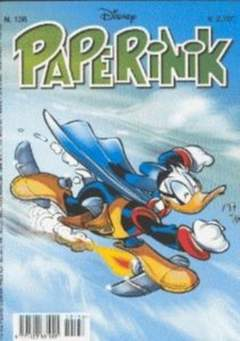 Copertina PAPERINIK n.136 - PAPERINIK                  136, WALT DISNEY PRODUCTION