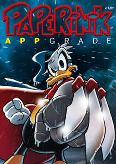 Copertina PAPERINIK APPGRADE n.12 - PAPERINIK APPGRADE          12, WALT DISNEY PRODUCTION
