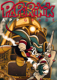 Copertina PAPERINIK APPGRADE n.9 - PAPERINIK APPGRADE           9, WALT DISNEY PRODUCTION