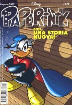 Copertina PAPERINIK CULT n.28 - PAPERINIK CULT              28, WALT DISNEY PRODUCTION