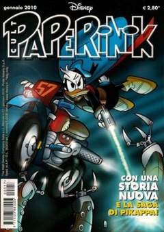 Copertina PAPERINIK CULT n.57 - PAPERINIK CULT              57, WALT DISNEY PRODUCTION