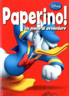 Copertina PIENO DI AVVENTURE n.2 - PAPERINO, WALT DISNEY PRODUCTION