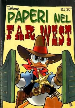 Copertina PIUDISNEY n.35 - Paperi nel Far West, WALT DISNEY PRODUCTION