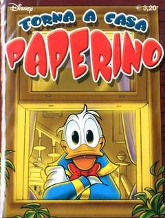 Copertina PIUDISNEY n.37 - Torna a casa Paperino, WALT DISNEY PRODUCTION