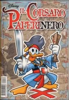 Copertina PIUDISNEY n.39 - Il Corsaro Paperinero, WALT DISNEY PRODUCTION