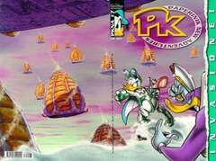Copertina PK n.7 - Invasione!, WALT DISNEY PRODUCTION