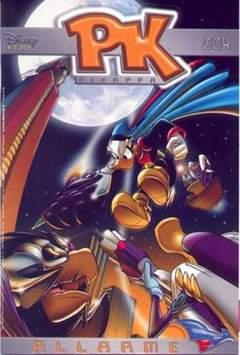 Copertina PK nuova edizione n.4 - Allarme, WALT DISNEY PRODUCTION
