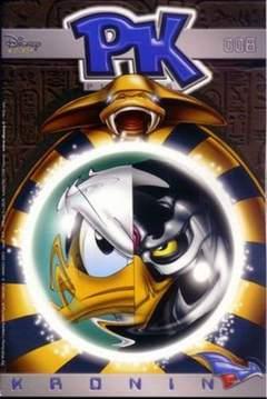Copertina PK nuova edizione n.8 - Kronin, WALT DISNEY PRODUCTION