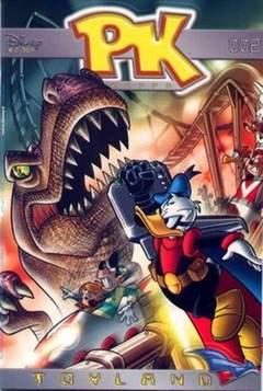 Copertina PK nuova edizione n.2 - Toyland, WALT DISNEY PRODUCTION