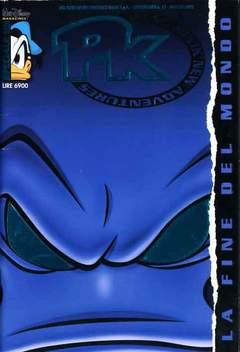 Copertina PK SPECIALI ESTIVI n.3 - 1999 FINE DEL MONDO, WALT DISNEY PRODUCTION