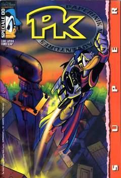 Copertina PK SPECIALI ESTIVI n.4 - 2000 SUPER, WALT DISNEY PRODUCTION