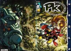 Copertina PK n.6 - Spore, WALT DISNEY PRODUCTION