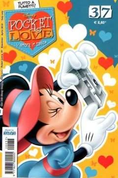 Copertina POCKET LOVE n.37 - POCKET LOVE                 37, WALT DISNEY PRODUCTION