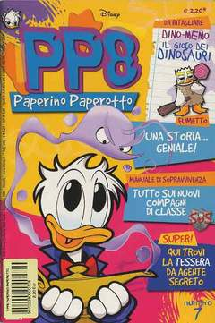 Copertina PP8 PAPERINO PAPEROTTO n.7 - PP8 PAPERINO PAPEROTTO       7, WALT DISNEY PRODUCTION