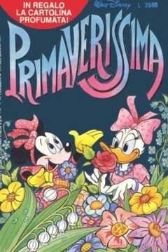 Copertina PRIMAVERISSIMA n.1991 - Primaverissima, WALT DISNEY PRODUCTION