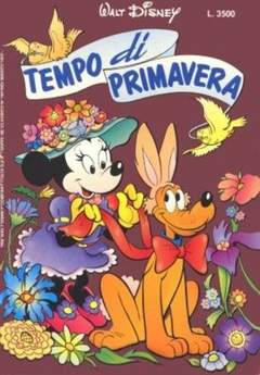 Copertina PRIMAVERISSIMA n.1992 - Primaverissima, WALT DISNEY PRODUCTION