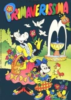 Copertina PRIMAVERISSIMA n.1993 - Primaverissima, WALT DISNEY PRODUCTION