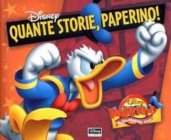 Copertina QUANTE STORIE PAPERINO n. - VOLUME NON A FUMETTI, WALT DISNEY PRODUCTION