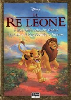 Copertina RE LEONE n. - RE LEONE, WALT DISNEY PRODUCTION