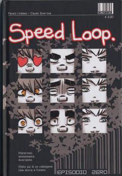 Copertina SPEED LOOP n. - BUENA VISTA LAB. 6, WALT DISNEY PRODUCTION