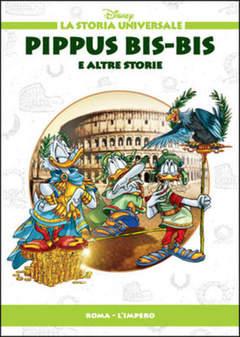 Copertina STORIA UNIVERSALE DISNEY n.10 - Pippus Bis-Bis e altre storie, WALT DISNEY PRODUCTION