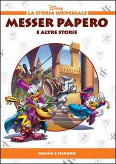 Copertina STORIA UNIVERSALE DISNEY n.15 - Messer Papero e altre storie, WALT DISNEY PRODUCTION