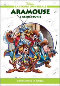 Copertina STORIA UNIVERSALE DISNEY n.26 - Aramouse e altre storie, WALT DISNEY PRODUCTION