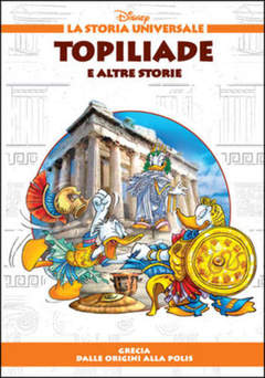 Copertina STORIA UNIVERSALE DISNEY n.7 - Topiliade e altre storie, WALT DISNEY PRODUCTION