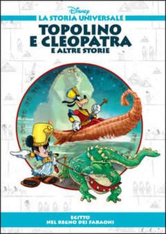 Copertina STORIA UNIVERSALE DISNEY n.5 - Topolino e Cleopatra e altre storie, WALT DISNEY PRODUCTION