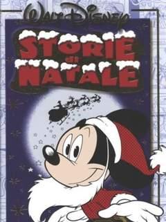 Copertina STORIE DI NATALE n.1 - Storie di Natale, WALT DISNEY PRODUCTION