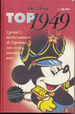 Copertina SUPER DISNEY n.12 - TOP 1949, WALT DISNEY PRODUCTION