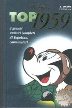 Copertina SUPER DISNEY n.16 - TOP 1959, WALT DISNEY PRODUCTION