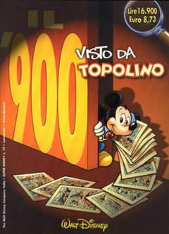 Copertina SUPER DISNEY n.19 - Il '900 visto da Topolino, WALT DISNEY PRODUCTION
