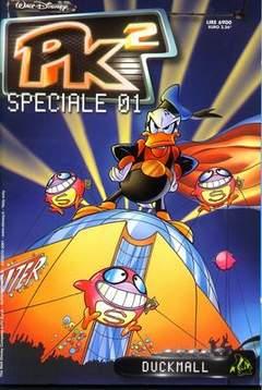 Copertina SUPER DISNEY n.21 - PK2 Speciale 01: Duckmall, WALT DISNEY PRODUCTION