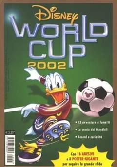 Copertina SUPER DISNEY n.25 - World Cup 2002, WALT DISNEY PRODUCTION
