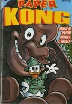Copertina SUPER DISNEY n.36 - Paper Kong, WALT DISNEY PRODUCTION