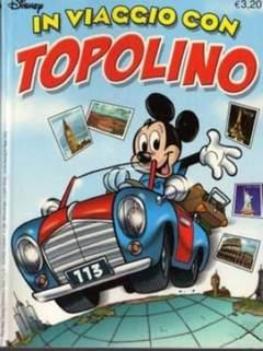 Copertina SUPER DISNEY n.39 - In viaggio con Topolino, WALT DISNEY PRODUCTION