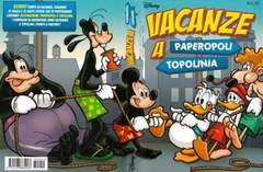Copertina SUPER DISNEY n.54 - Vacanze a Paperopoli/Topolinia, WALT DISNEY PRODUCTION