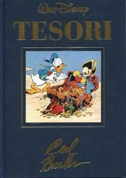 Copertina TESORI n.1 - TESORI 1, WALT DISNEY PRODUCTION
