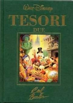 Copertina TESORI n.2 - TESORI 2, WALT DISNEY PRODUCTION