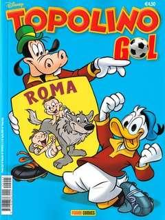 Copertina TOPO GOAL nuova serie n.5 - TOPO GOOOL, WALT DISNEY PRODUCTION