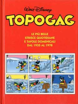Copertina TOPOGAG n. - TOPOGAG, WALT DISNEY PRODUCTION