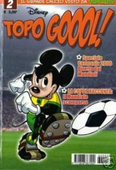 Copertina TOPOGOL n.2 - TOPOGOL                      2, WALT DISNEY PRODUCTION