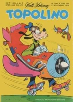 Copertina TOPOLINO LIBRETTO n.1040 - TOPOLINO  1040, WALT DISNEY PRODUCTION