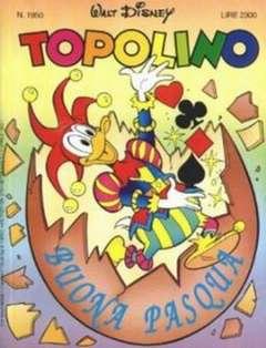 Copertina TOPOLINO LIBRETTO n.1950 - TOPOLINO  1950, WALT DISNEY PRODUCTION